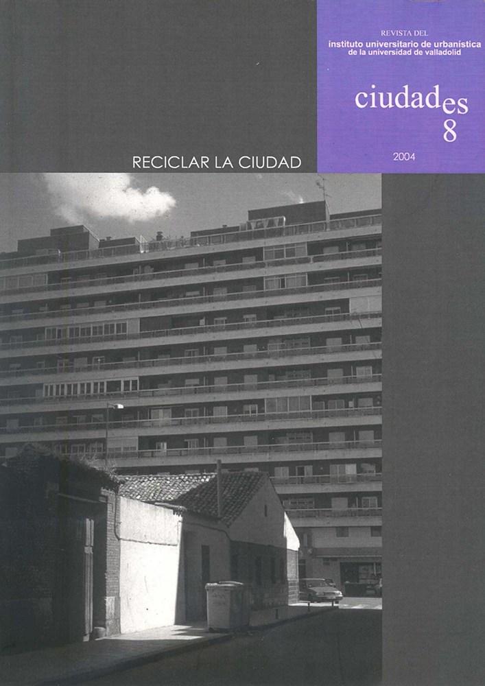 Portada Ciudades 08, 2004 (La Rondilla)
