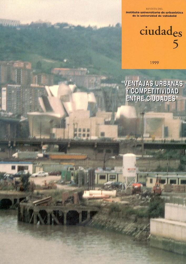 Portada Ciudades 05, 1999 (Bilbao)
