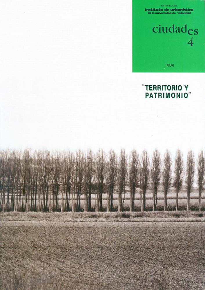 Portada Ciudades 04, 1998 (Steiner)