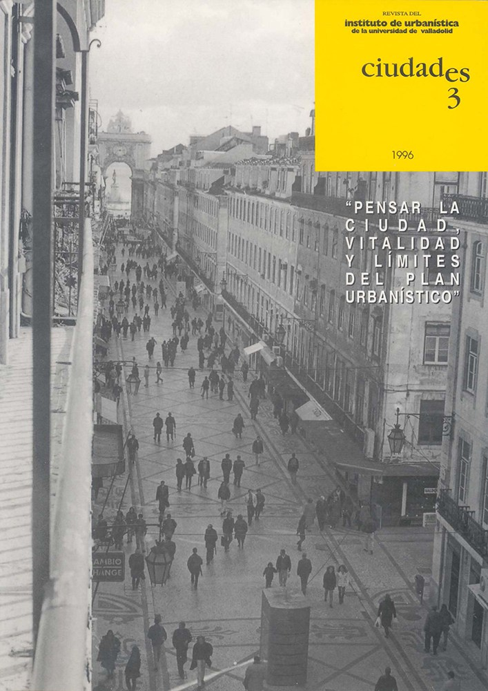 Portada Ciudades 03, 1996