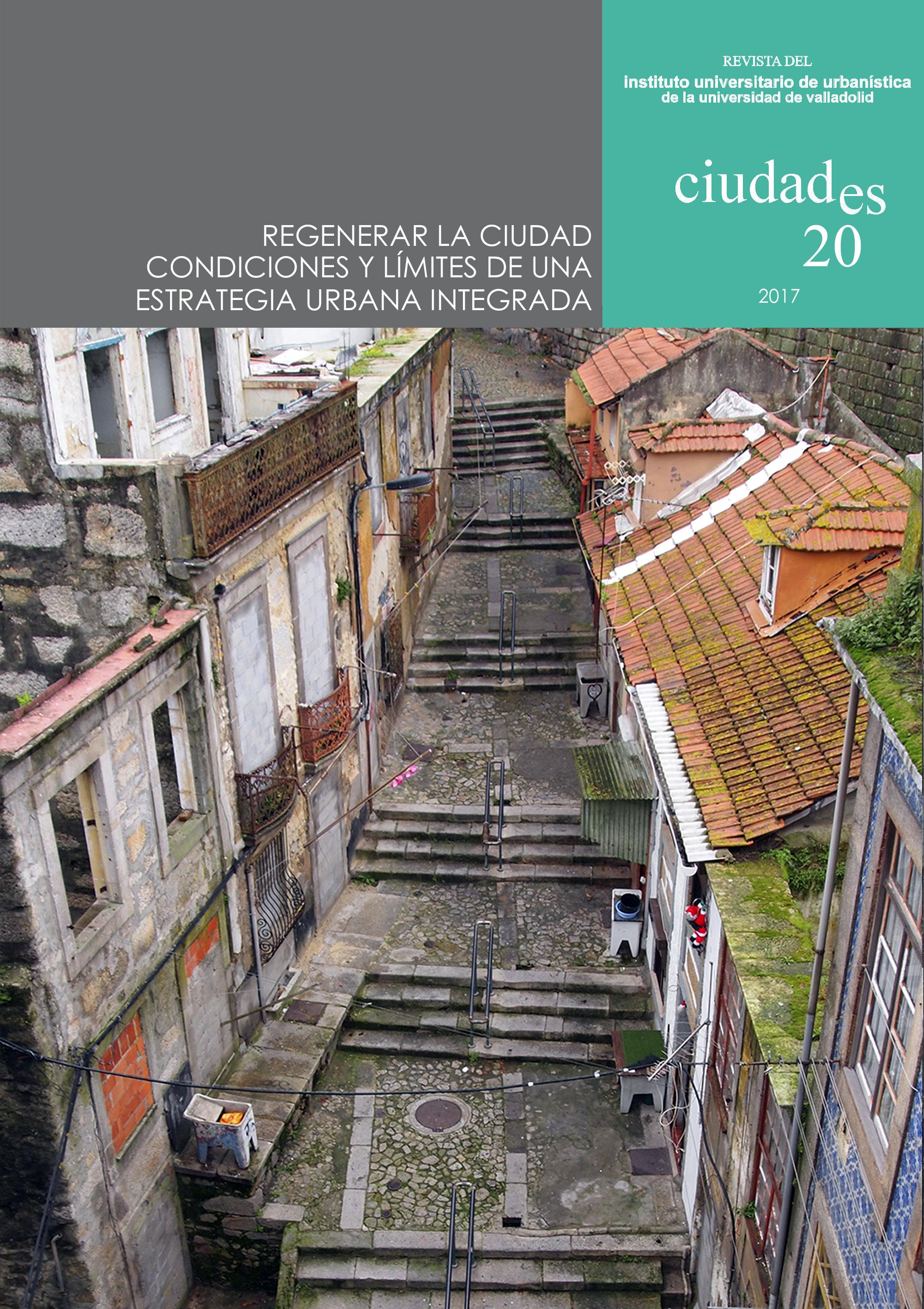 Portada Ciudades, 20 (2017)